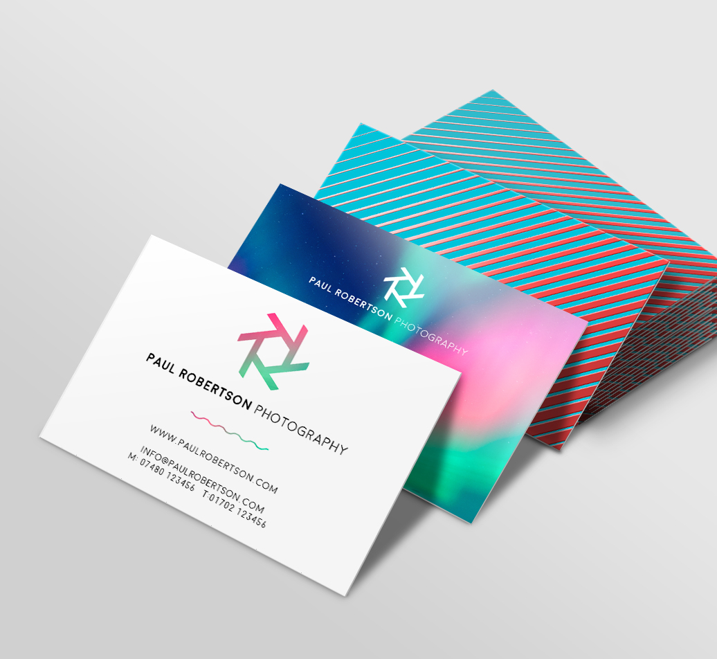 Luxe business cards quality 810gsm mohawk stock printroom group other business card options reheart Gallery