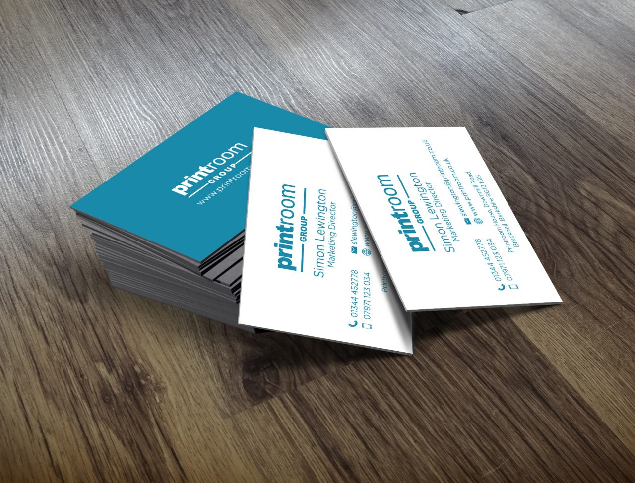 Business Card Printing | Corporate Printing Solutions | Printroom