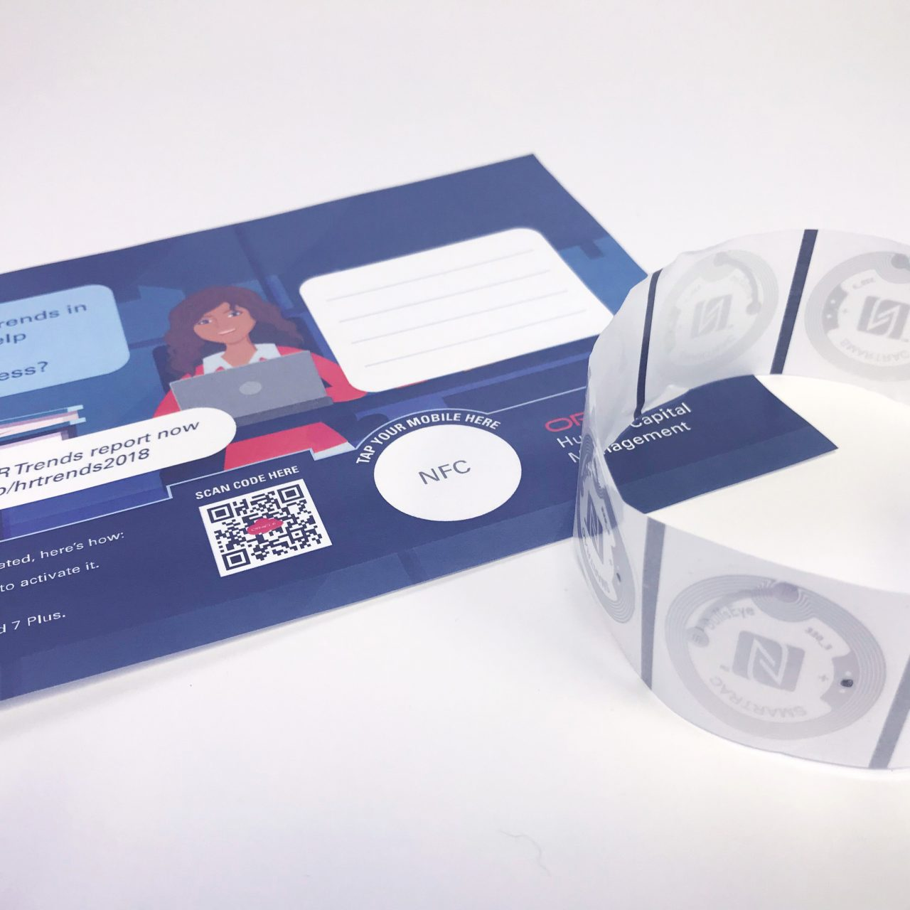 NFC Printing   Add Near Field Communication to Your Printing